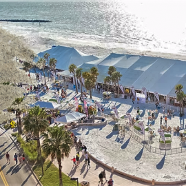Clearwater Beach Uncorked 2016