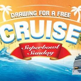 Ferg's Super Bowl Sunday Cruise Drawing