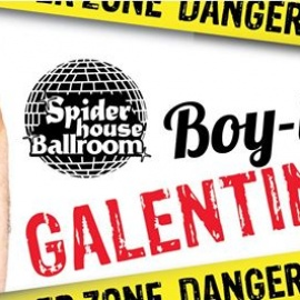 Danger Zone Presents Boy-lesque Galentine's Day Show