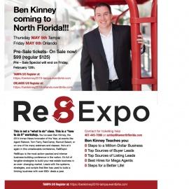RG8 w/ Ben Kinney (Tampa)