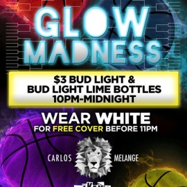 Glow Party at Hartford Restaurants