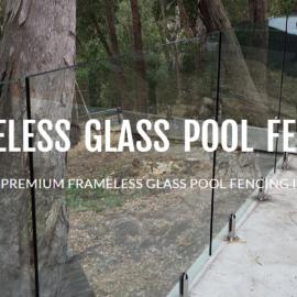 Lee Benson Fencing - Frameless Glass Pool Fencing