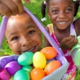 Easter Worship & Egg Hunt