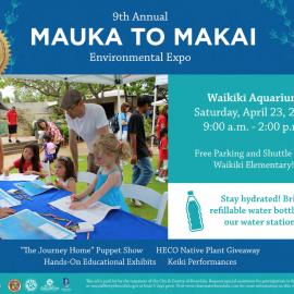 Mauka to Makai Environmental Expo