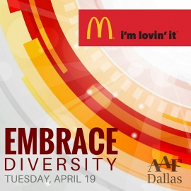 AAF Dallas Embrace Diversity Luncheon