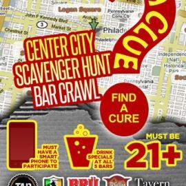 Get a Clue - Bar Crawl Scavenger Hunt