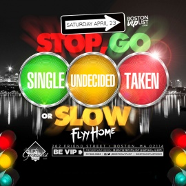 Traffic Light Party @ The Greatest Bar!