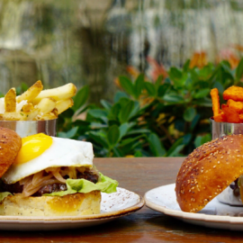Burger Month at Turnberry Isle Miami