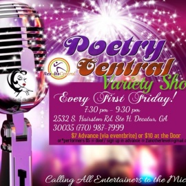 Poetry Central Variety Show