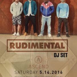 Rudimental (DJ Set) at Λscend | 5.14.16