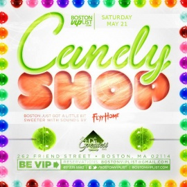 Candy Shop @ The Greatest Bar