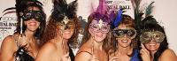 Crystal Ball NYE 2015 Masquerade