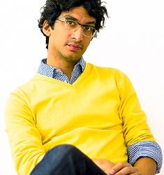 Qasim Virjee, Founding Director of GetFilmi