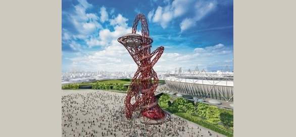 Indian Touch to Olympic Arts in London