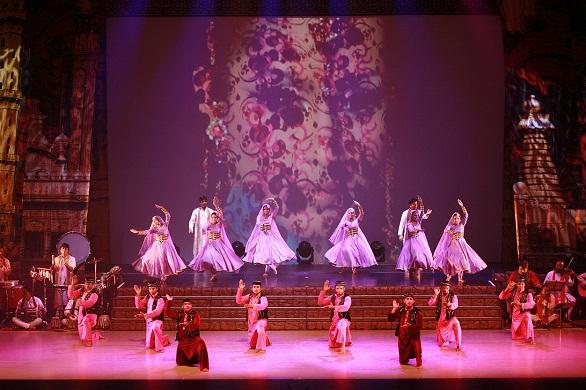 Bharati runs February 9 - 10, 2012 at the Sony Centre in Toronto