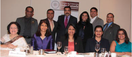 ICCC Board with Panellists
