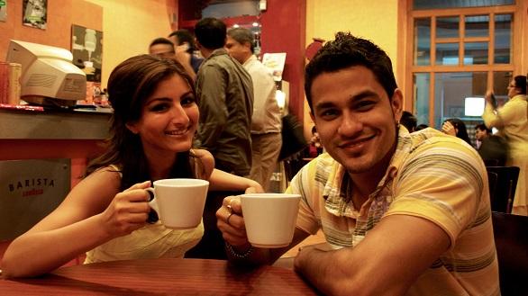 Kunal Khemu And Soha Ali Khan 2013 Bollywood Weddi...