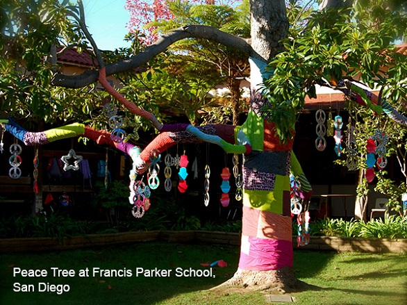 Peace Tree Day
