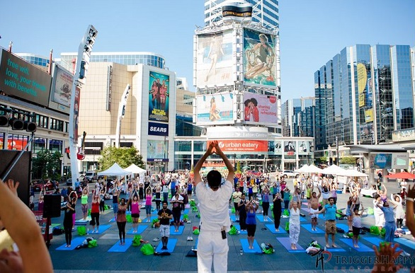 Yogathon Canada