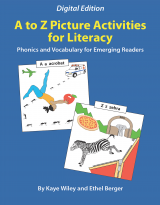 A to Z Picture Activities (enhanced)