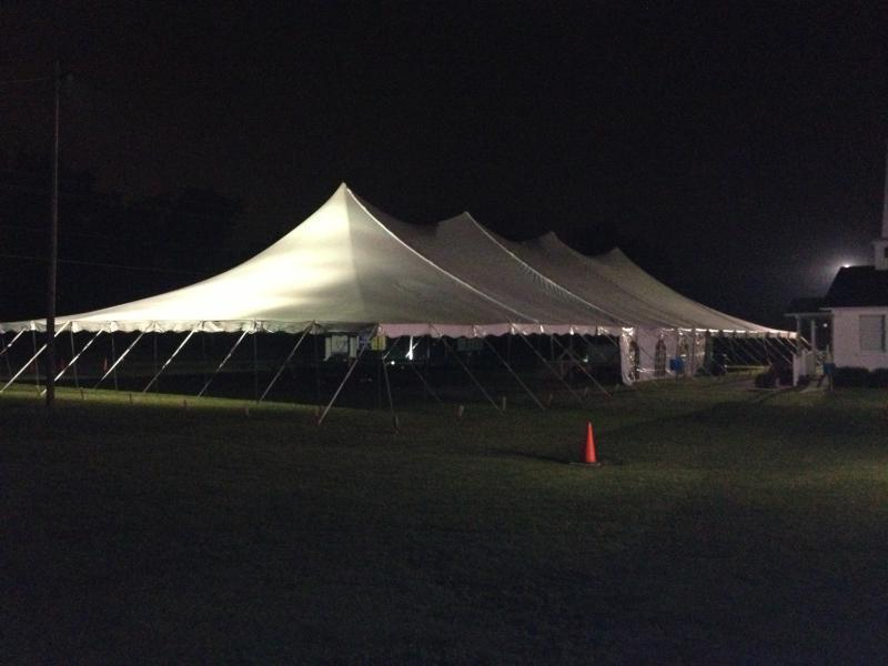 Tent Ministry Rental. Pastor Donnie Price & ROSEBUD BAPTIST CHURCH - Ministries - Tent Ministry Rental