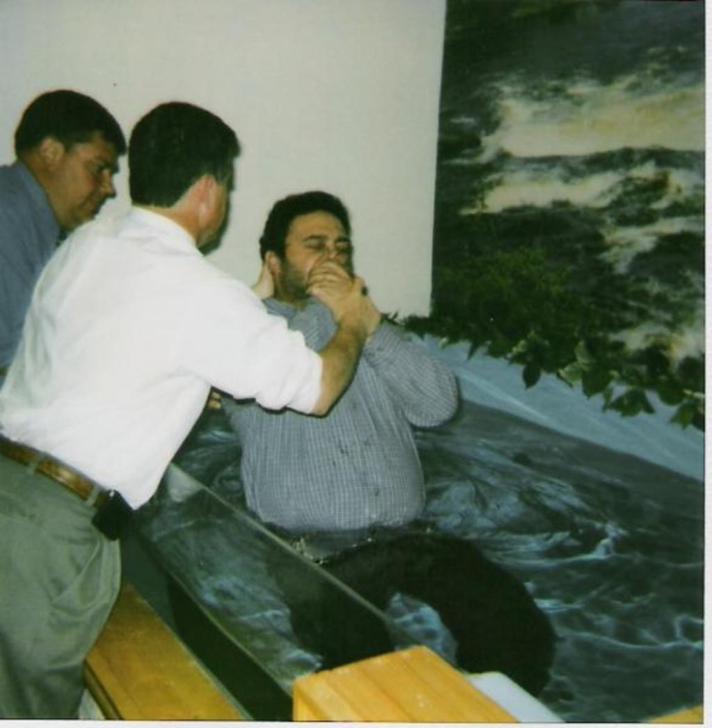 gibson city pentecostal church photos baptism