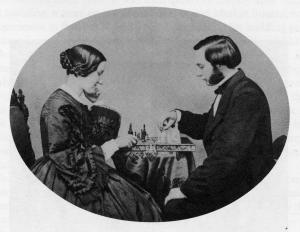 Thomas and Lavina Clarkson