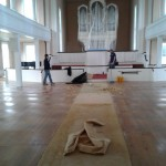 Meeting House without pews or carpet