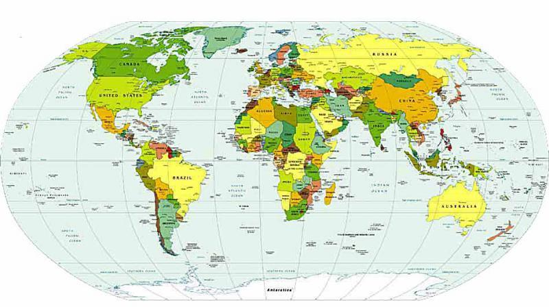 Gatetree Baptist Church Ministries Global Missions - Southern baptist in us map