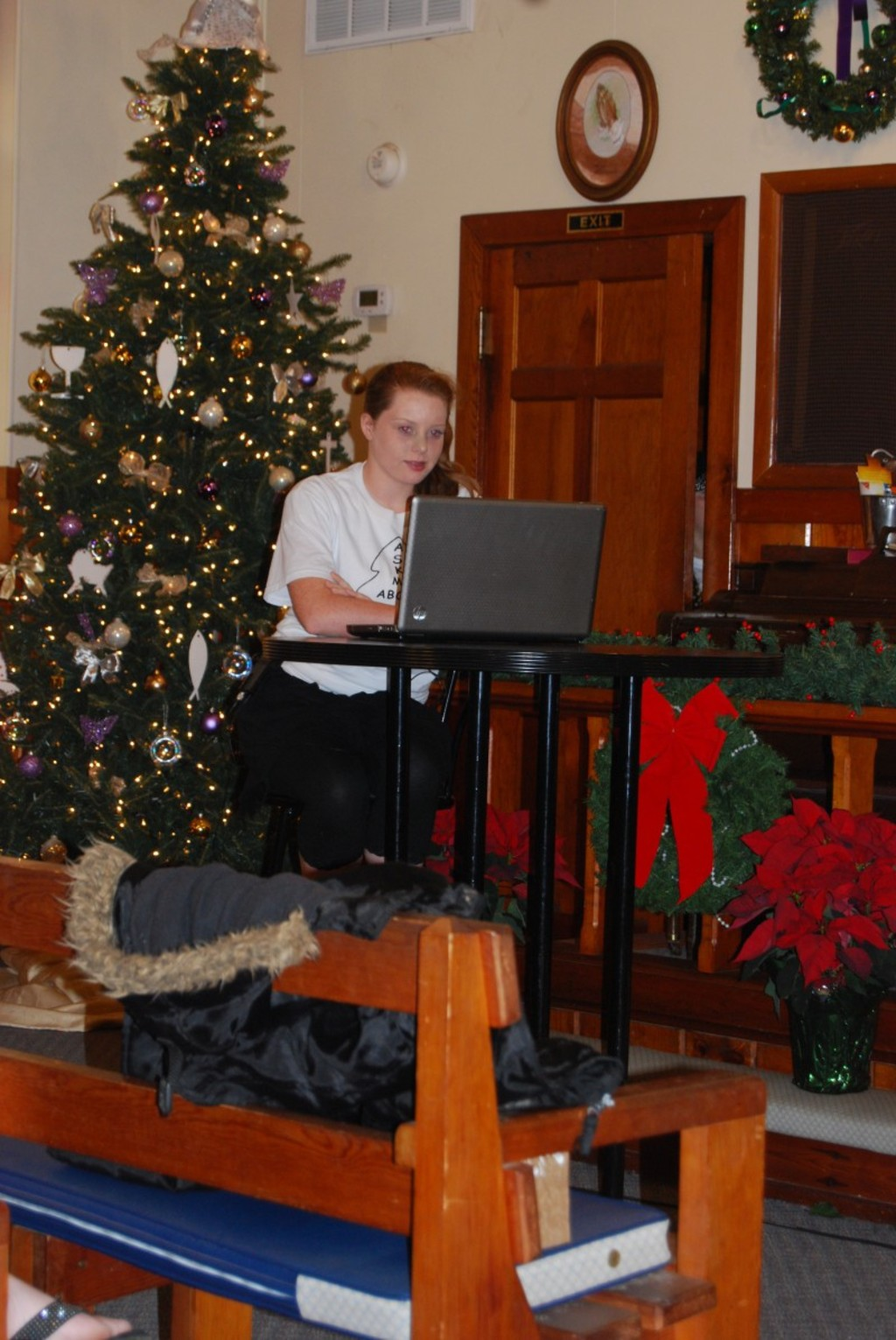 Calera United Methodist Church - Photos - Youth Christmas Play 2014