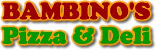Bambino's Pizza & Deli