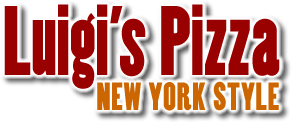 Luigi's New York Style Pizza