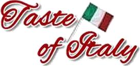Taste of Italy Pizza