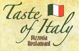 Taste of Italy Pizza