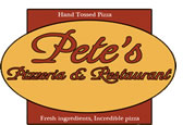 Pete's Pizza Restaurant