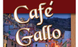 Cafe Gallo Pizza