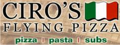 Ciro's Flying Pizza