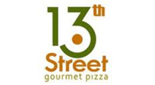 13th St Gourmet Pizza