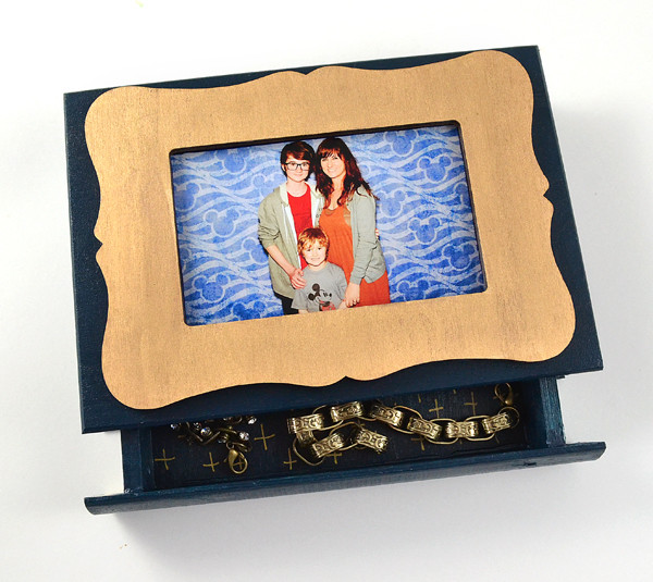Mothers Day DIY Photo Jewelry Box MyPrintly