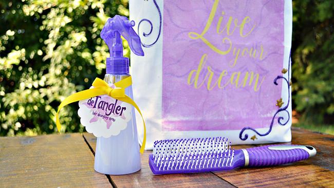 Tangled DIY Gift Bag