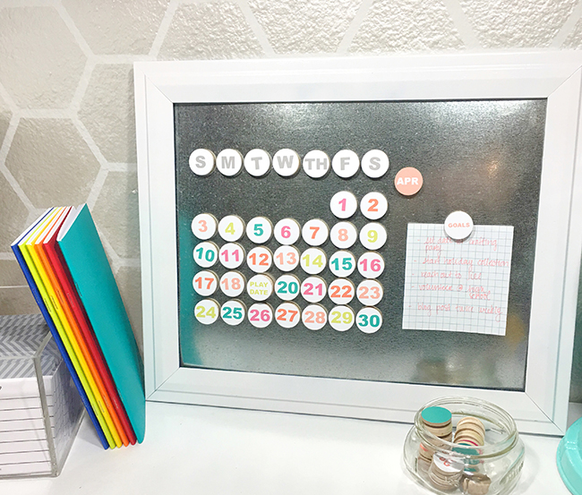 Diy Perpetual Calendar  Myprintly