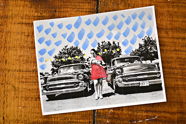 Colorize Photos with Watercolors