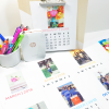 Personalized 2018 Sprocket Calendar Craft