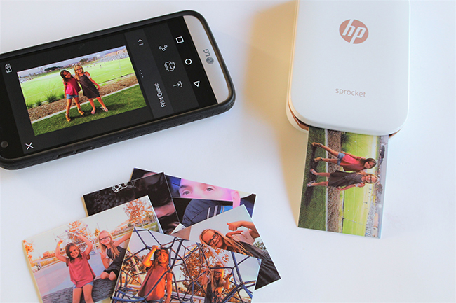 DIY Personalized Jumbo Photo Bookmarks