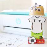 Easy Soccer Snack Craft