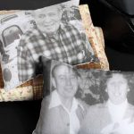 DIY Memory Pillows