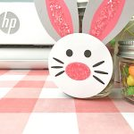 DIY Hoppy Spring Jar