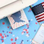 DIY Patriotic State Printables