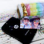 DIY Rainbow Sugar Scrub