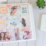 DIY Binder Collage